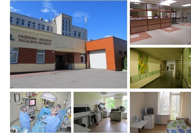 Respublikinė kauno ligoninė priėmimo skyrius